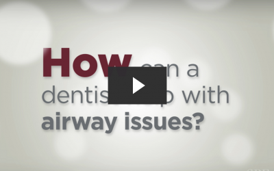 How Can A Dentist Help With Airway Issues