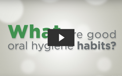 Good Oral Hygiene Habits