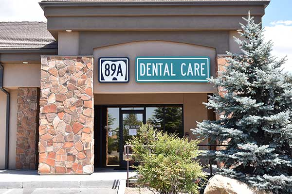 89A Dental Care Prescott Valley Dentist Front View